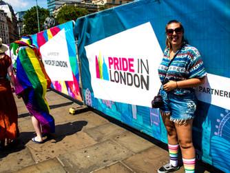 Pride in London 2018!
