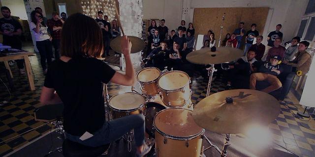 Обучение игре на барабанах | Барабанная школа DrumRoom | Наши ученики