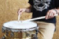 Обучение игре на барабанах | Барабанная школа DrumRoom | Как правильно держать палочки