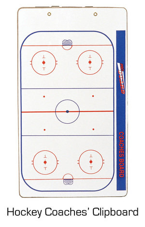 Proguard Sports Hockey Coaches Clipboard