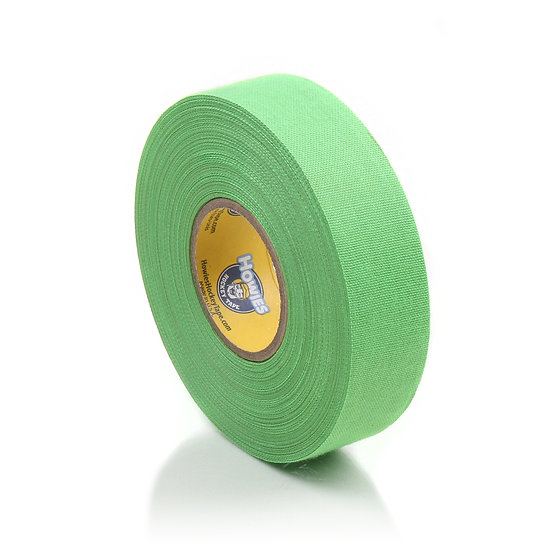 Howies Neon Green Cloth Hockey Tape