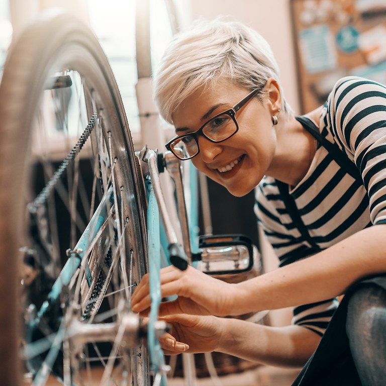 Shop- Intro to Bike Repair