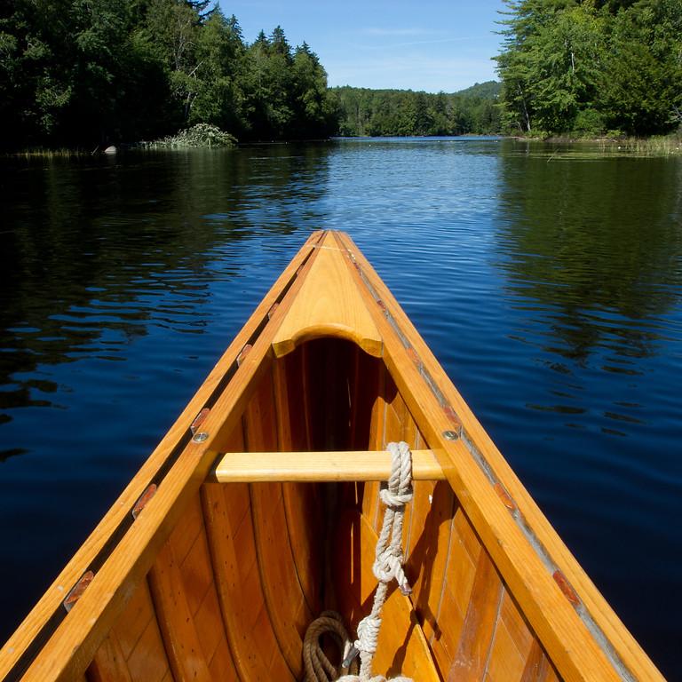 Canoe the Quetico
