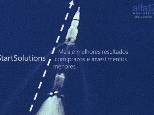 StartSolutions - para um empurrão inicial!