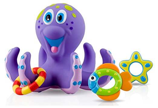 Octopus Bath Toy