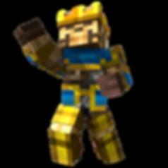 Minecraft marketplace skin sapphire studios