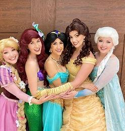 Orlando princess party