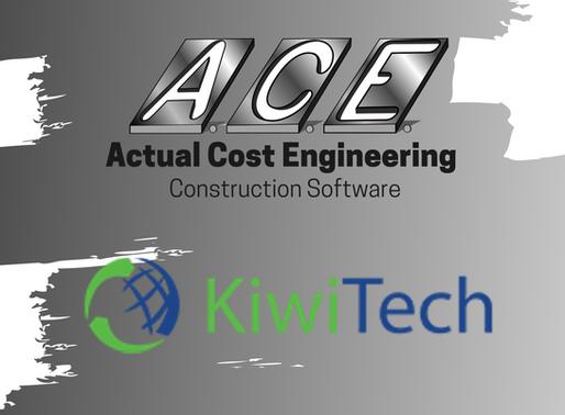 KiwiTech Announces Strategic Partnership with A.C.E. Construction Software