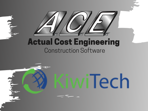 KiwiTech Announces Strategic Partnership with A.C.E. Construction Software