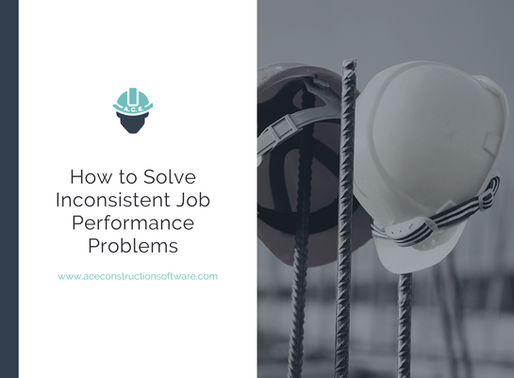 How to Solve Inconsistent Job Performance Problems