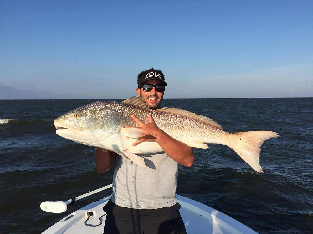 "55"" Redfish"