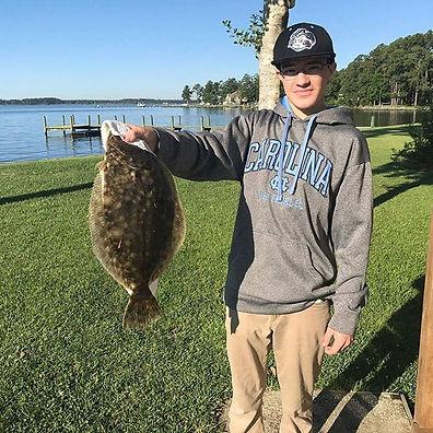 Neus River Fishing