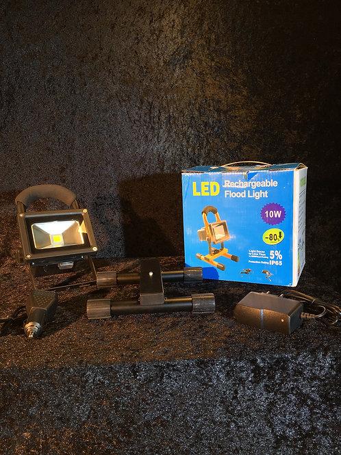 10 Watt Arbeitsscheinwerfer Akku