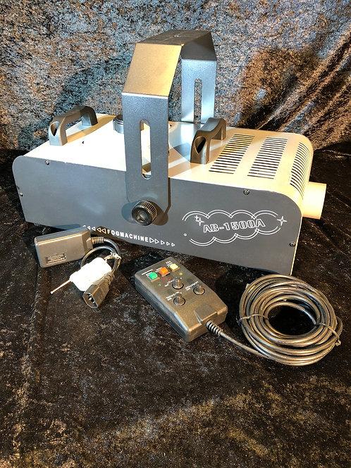 Nebelmaschine Arcadaudio 1500 Watt