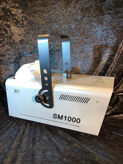 Schneemaschine Arcadaudio 1000 Watt