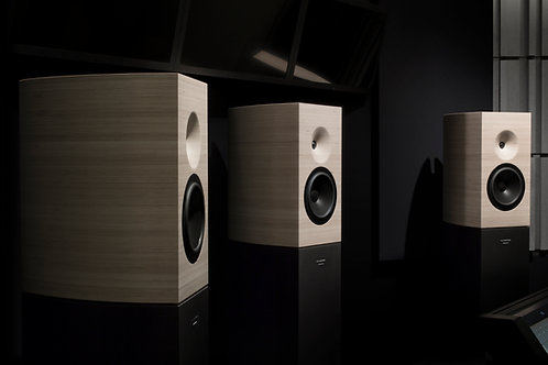 Philharmonia Highend Speaker by Jean Nouvel