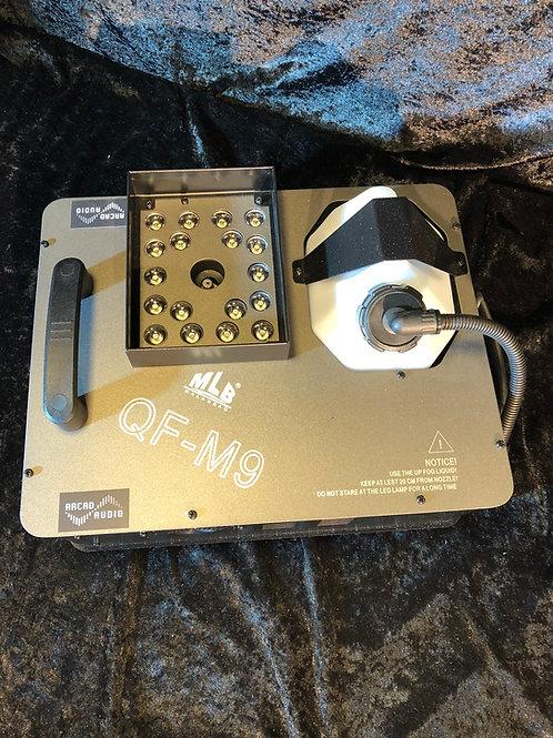 Farb-Nebelmaschine Arcadaudio 1500 Watt