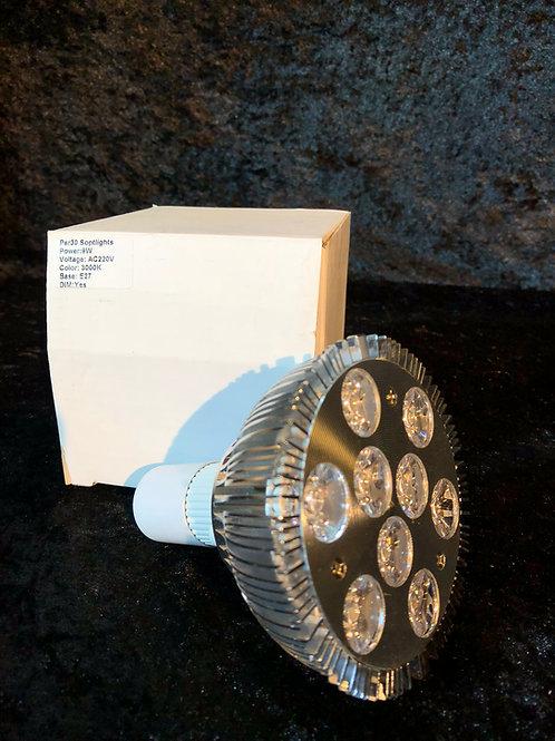 LED Glühlampe 9Watt Dimmbar E27