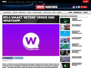Wafer on VTM NIEUWS