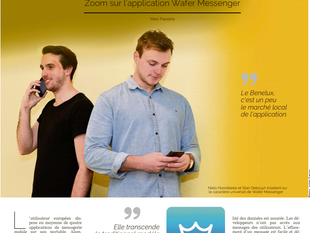 Wafer featured on Le Jeudi