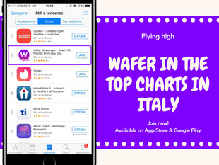 Great results for Wafer on the App Store
