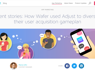 Wafer and Adjust, a successful collaboration!