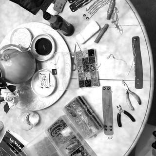 tavolo da lavoro