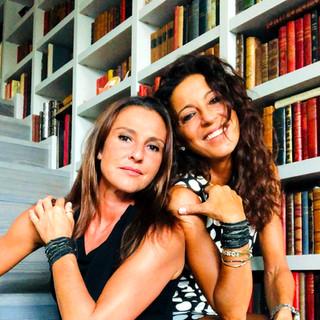 Maura Fattorini e Maria Teresa Palmisano