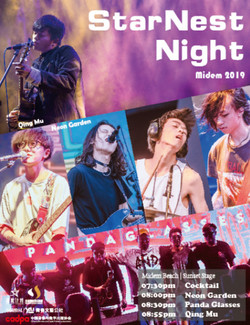 StarNest Night at Midem 2019