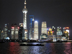 Shanghai is home in China