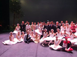 Romanian National Ballet tours China