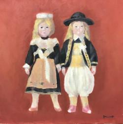 S5 ベルギーの人形