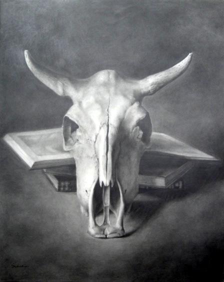 F30 牛頭骨