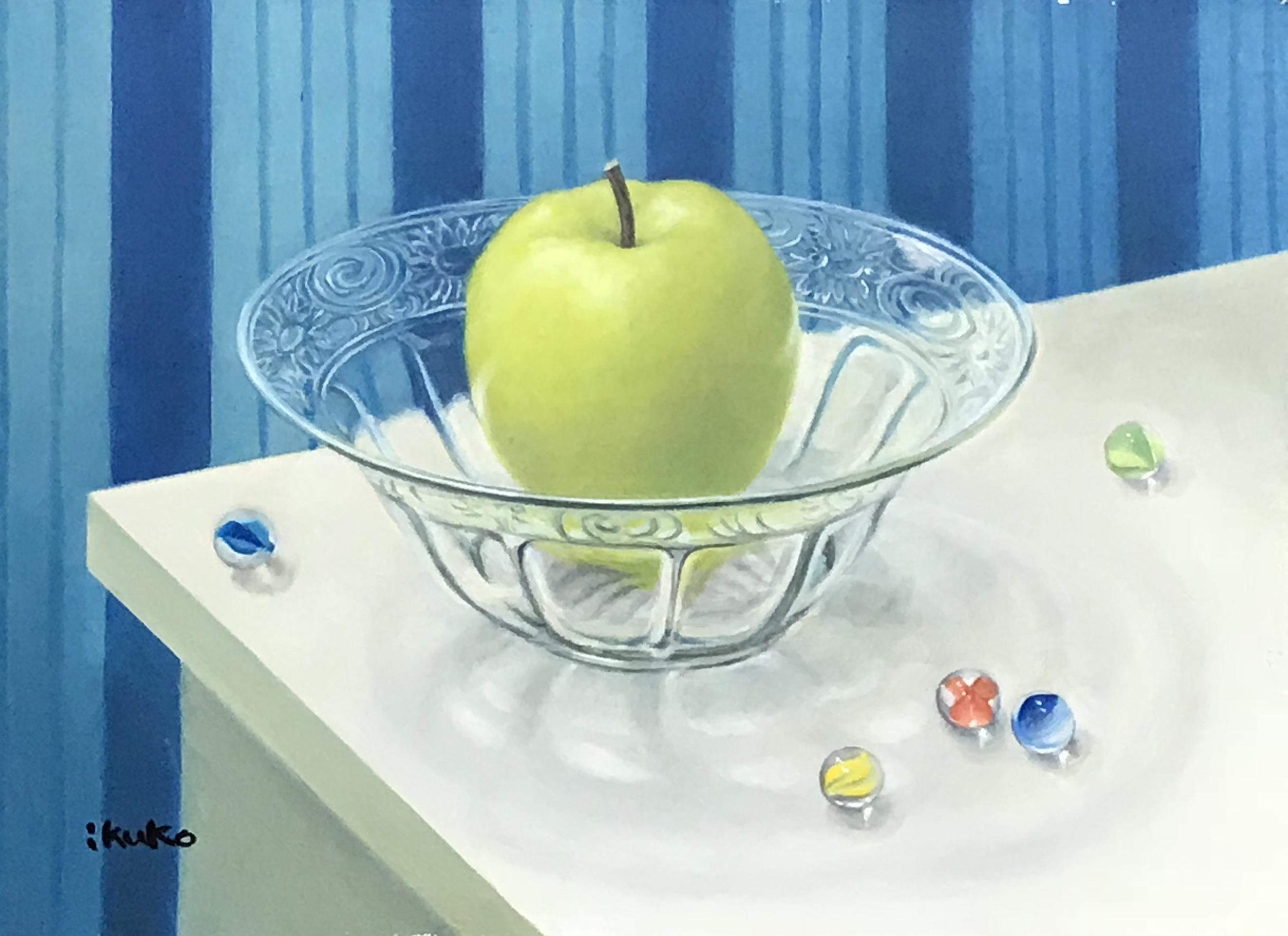 F8 祝い林檎