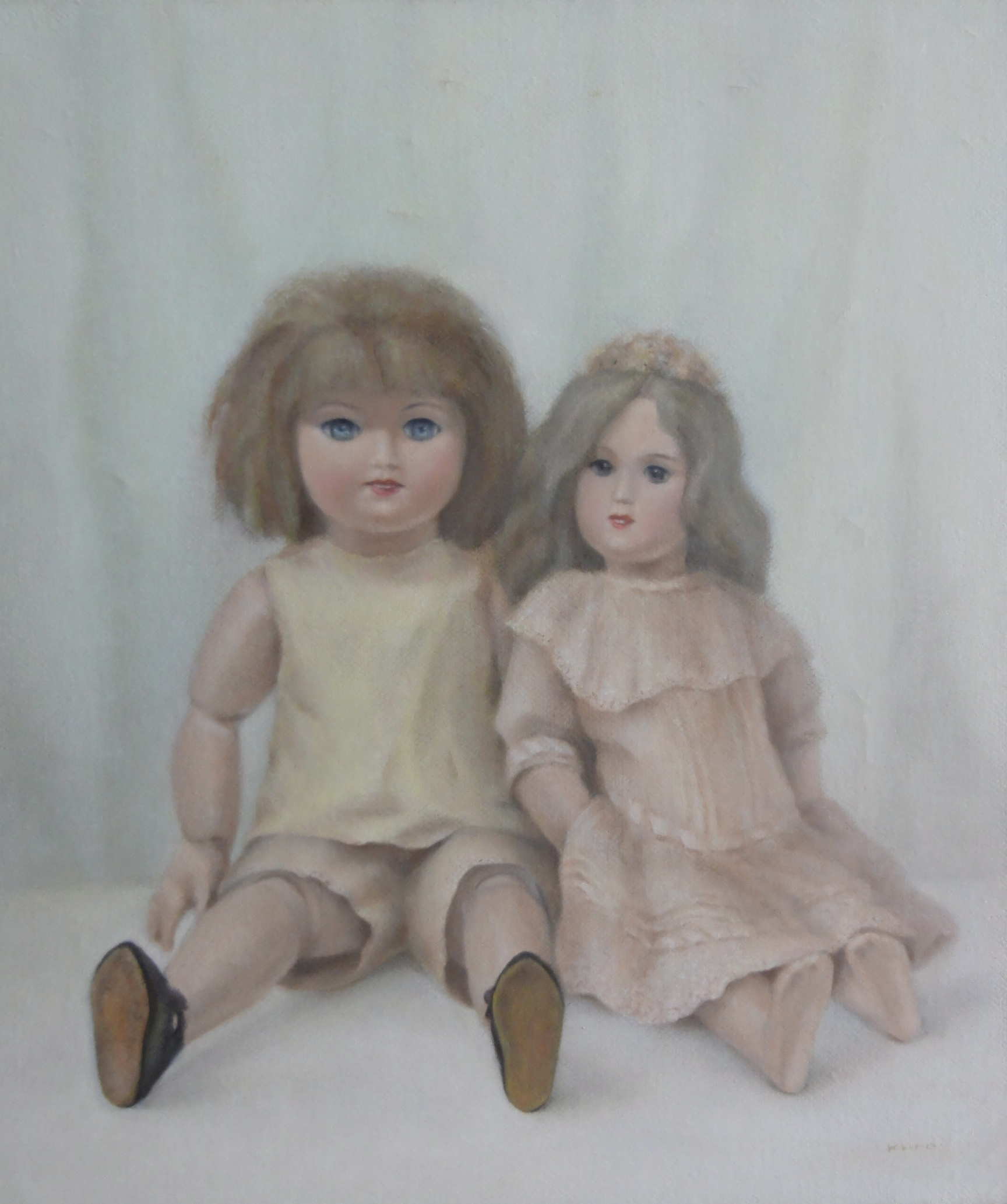 F10 フランス人形