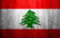 flag-of-lebanon-4k-stone-background-grun