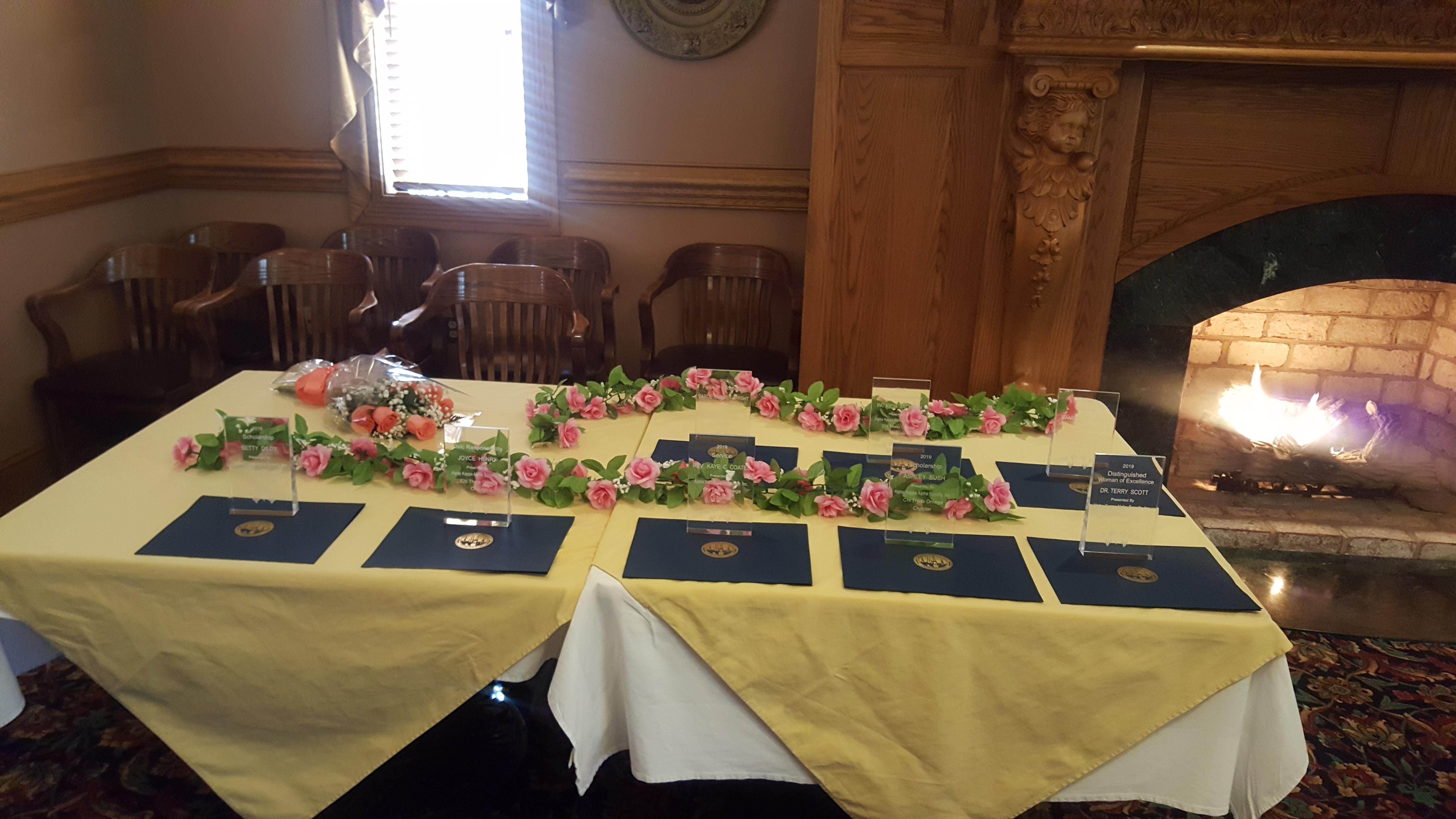 WOE Table