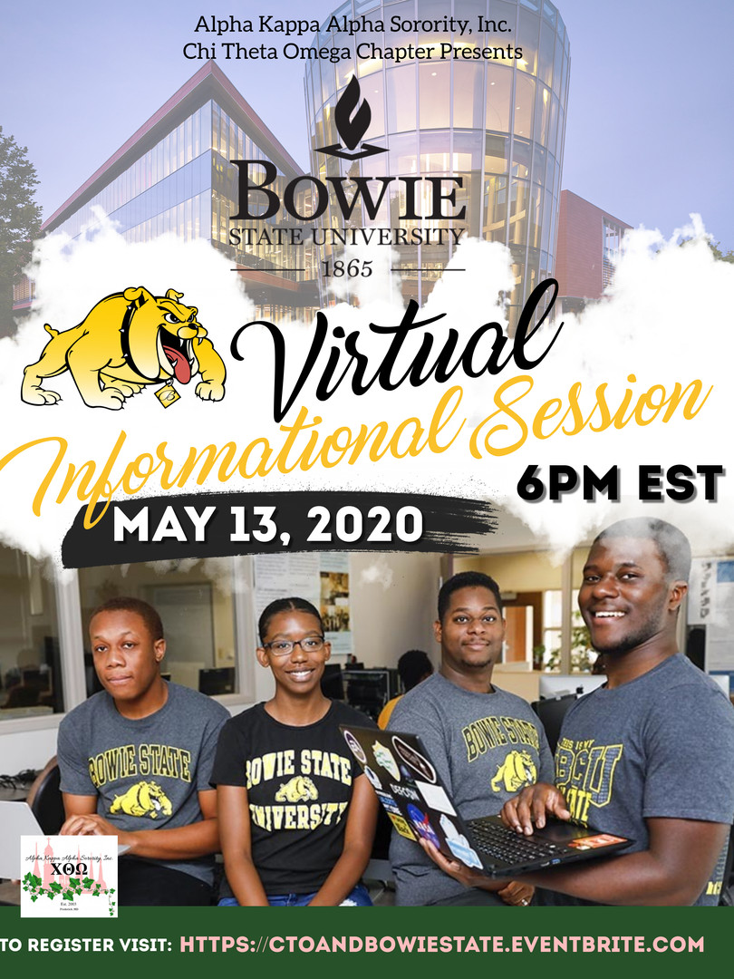 CTO Presents Bowie State