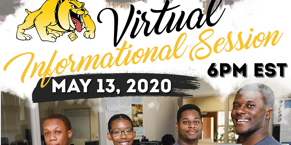 CTO presents Bowie State University Virtual Informational Session