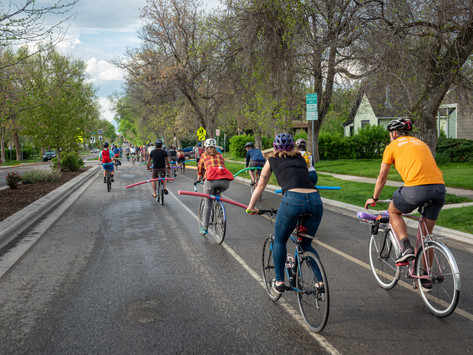 The Case for a Cycling City