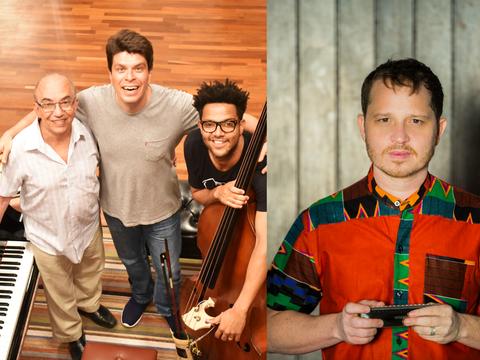 Amilton Godoy Trio & Gabriel Grossi – Brazil