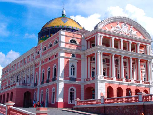 Amazonas Theater – Shows