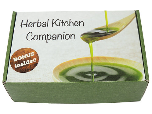 Jade Leaf Herbal Kitchen Companion Box