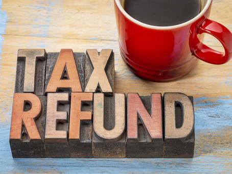 Why accountants try NOT to get refunds on their own tax returns