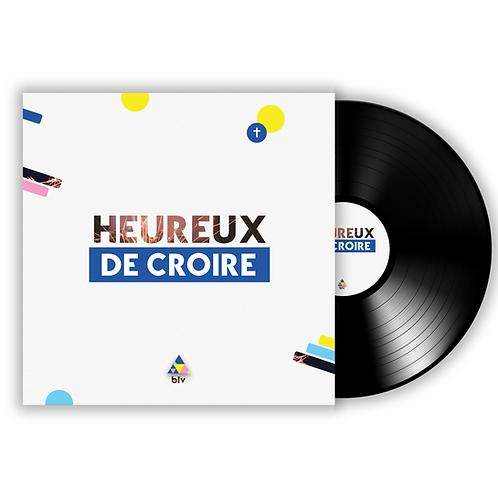 Holi   Album « Heureux de croire »
