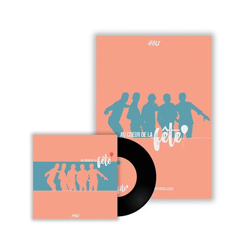 Holi | Pack album « Au coeur de la fête » et partitions