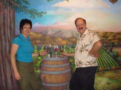 Wine Tasting in the Sonoma Valley