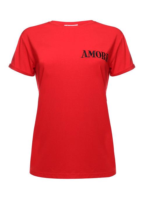 "VOYAR LA RUE T-Shirt ""Tanisha Amore T-Shirt"""