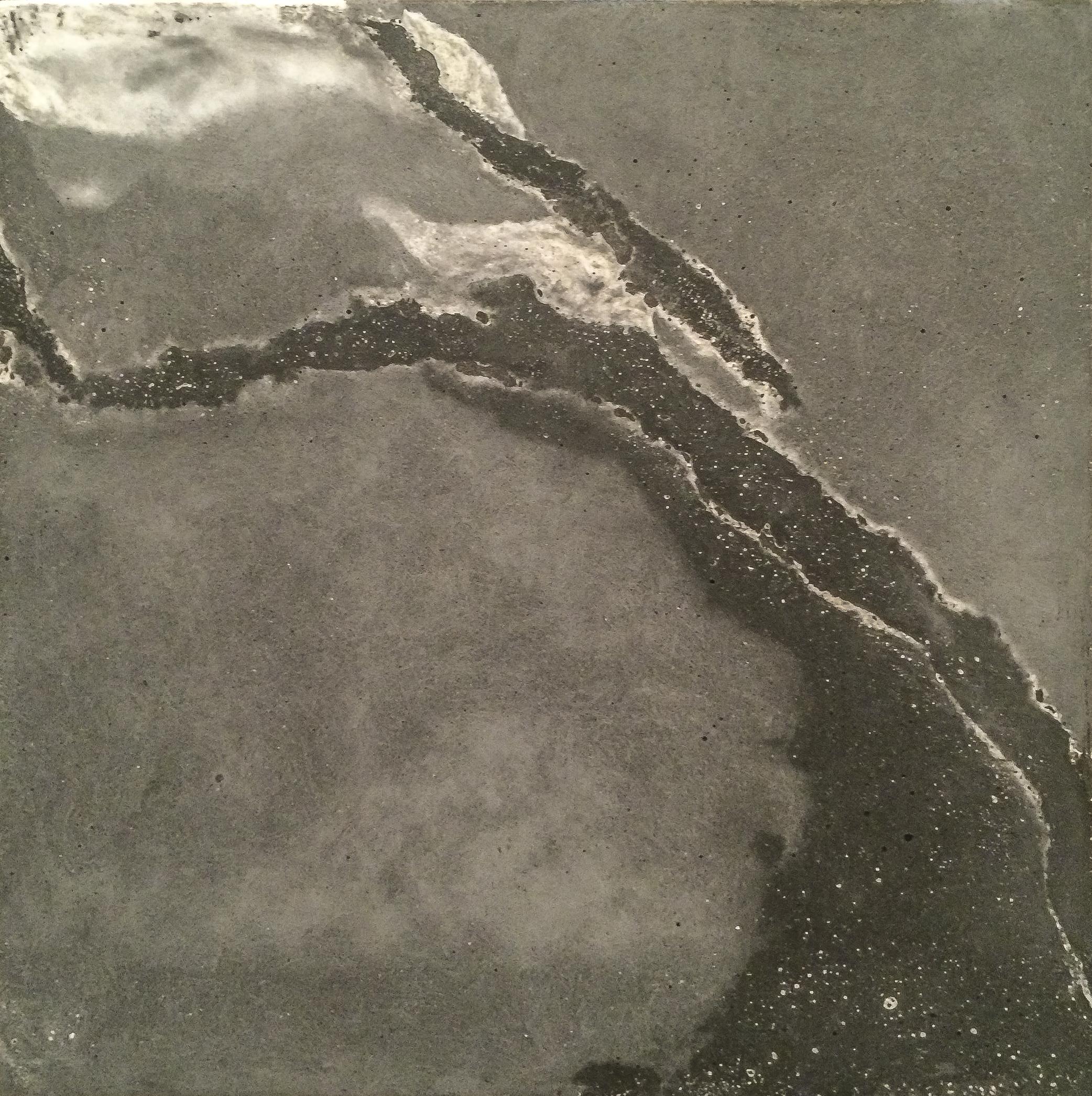 Échantillon De Texture De Béton