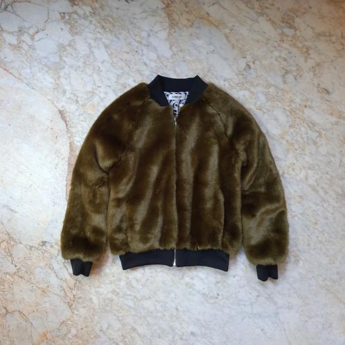 ICONIC27 Fake Fur Jacket